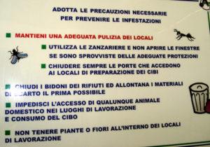 Precauzioni per evitare le infestazioni