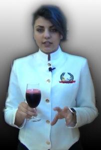 Giovane bartender