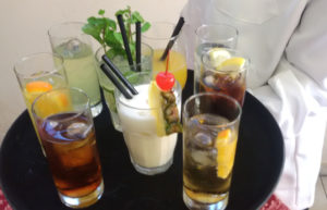 Alcune bevande analcoliche